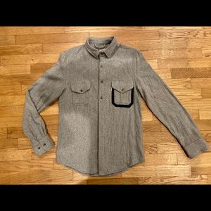 Filson x Levi's Fishing Shirt